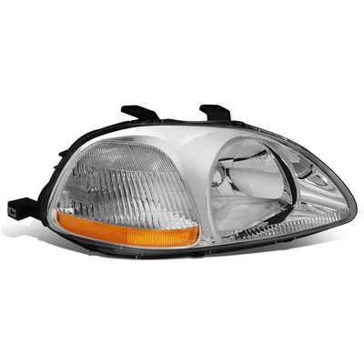 96-98 Honda Civic Right OE Style Headlight Headlamp Replacement HO2503110