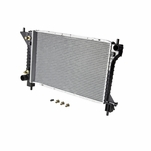 96 Ford Mustang Gt Svt 4.6L V8 Auto At Aluminum Core Replacement Radiator Toc