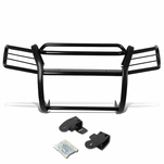 97-01 Honda CRV RD Front Bumper Protector Brush Grille Guard (Black)