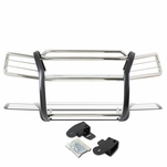 97-01 Honda CRV RD Front Bumper Protector Brush Grille Guard (Chrome)