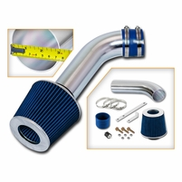 97-03 Dodge Durango / Dakota Short RAM Air Intake - Blue Filter