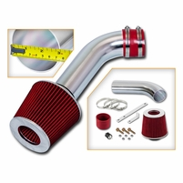 97-03 Dodge Durango / Dakota Short RAM Air Intake - Red Filter