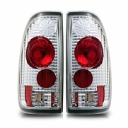 97-03 Ford F-150 Styleside Altezza Tail Lights - Chrome