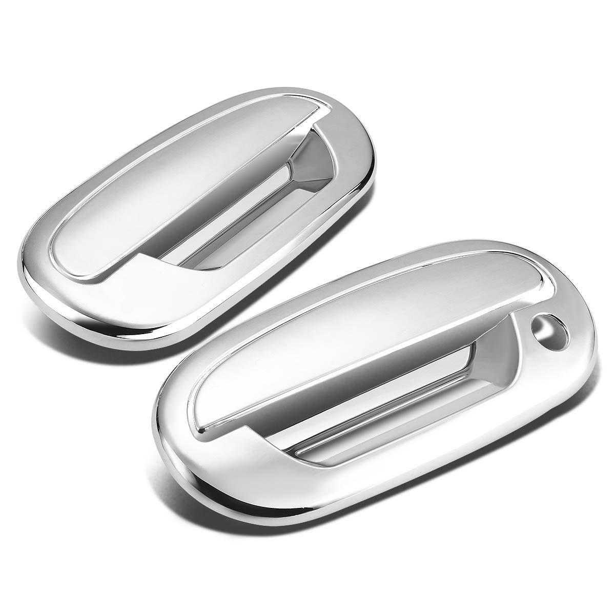 97 03 Ford F150 04 Heritage 2pcs Exterior Door Handle Cover