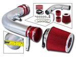 97-03 Ford F150 F250 Expedition 4.6L / 5.4L V8 Short Ram Air Intake - Red