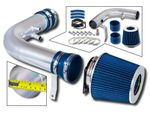 97-03 Ford F150 F250 Expedition 4.6L / 5.4L V8 Short Ram Air Intake - Blue