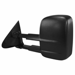 97-03 Ford F150 / F250 (Heavy Duty Size) Extendable Power Adjustable Side Towing Mirrors - Driver Side