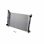 97-04 Ford Mustang 3.8L Essex V6 Auto At Aluminum Core Replacement Radiator Toc