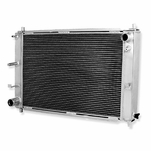97-04 Ford Mustang Mt Tri Core 3-Row Bolt-On High Capacity Aluminum Radiator
