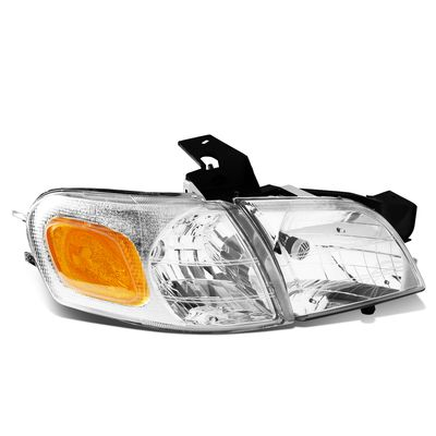 97-05 Chevy Venture / 99-05 Pontiac Montana OE-Style Replacement Headlights Right Passenger RH