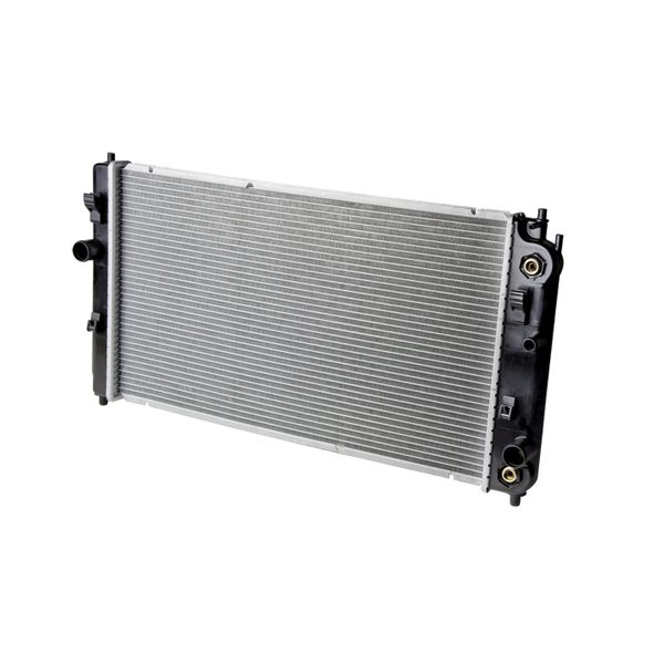 97-98 Chevy Malibu Base Ls L4 V6 Auto At Aluminum Core Replacement Radiator Toc