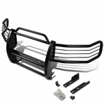 97-98 Ford Expedition / F150 / F250 4WD Front Bumper Protector Brush Grille Guard (Black)