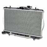 97-99 Hyundai Accent Gl Gsi Gt L X3 G4Fk 1.5L L4 Auto At Aluminum Core Replacement Radiator Toc