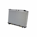 98-00 Toyota Sienna Ce Le 3.0L V6 Auto At Aluminum Core Replacement Radiator Toc