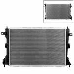 98-02 Ford Crown Victoria / 98-05 Lincoln Town Car Grand Marquis 4.6 V8 Aluminum Radiator