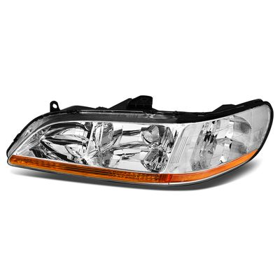 98-02 Honda Accord Left OE Style Headlight Headlamp Replacement HO2502111