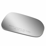 98-02 Honda Accord Sedan Right Side Rear View Mirror Glass Lens Replacement