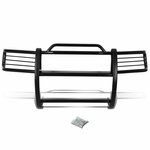 98-02 Honda Passport / 98-00 Isuzu Amigo / 98-04 Redeo Sport Front Bumper Protector Brush Grille Guard (Black)