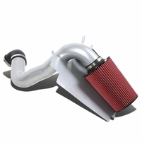 98-03 Chevy S10 / GMC Sonoma 2.2L Heat-Shield Air Induction Intake System - Silver