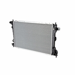 98-05 Ford Town Car Crown Victoria V8 4.6L At Mt Aluminum Core Replacement Radiator