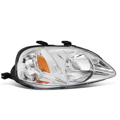 99-00 Honda Civic Right OE Style Headlight Headlamp Replacement HO2503113