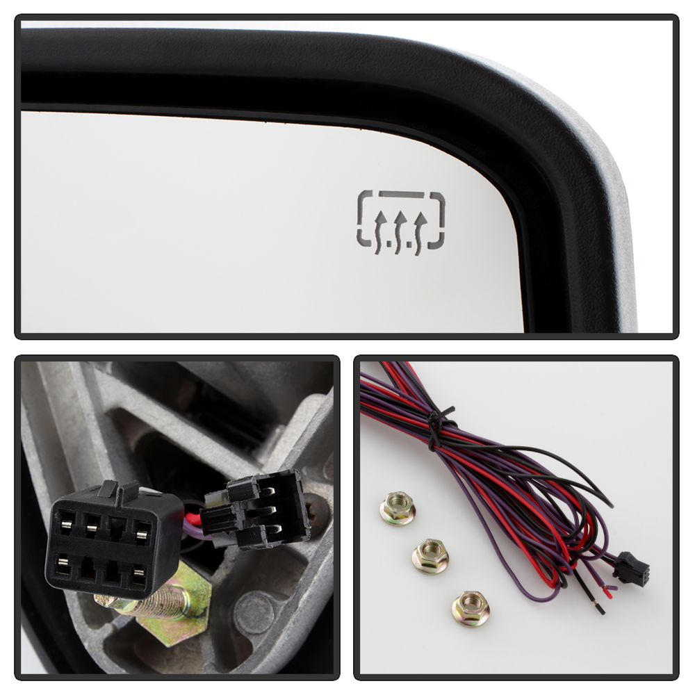 [FPER_4992]  Factory Style Tow Mirrors - 99-02 Chevy Silverado / GMC Sierra G2 [Power /  Heated / LED Signal] Towing Side Mirrors - Amber - ProTuningLab.com | 2002 Silverado Wiring Diagram Heated Mirrors |  | ProTuningLab.com