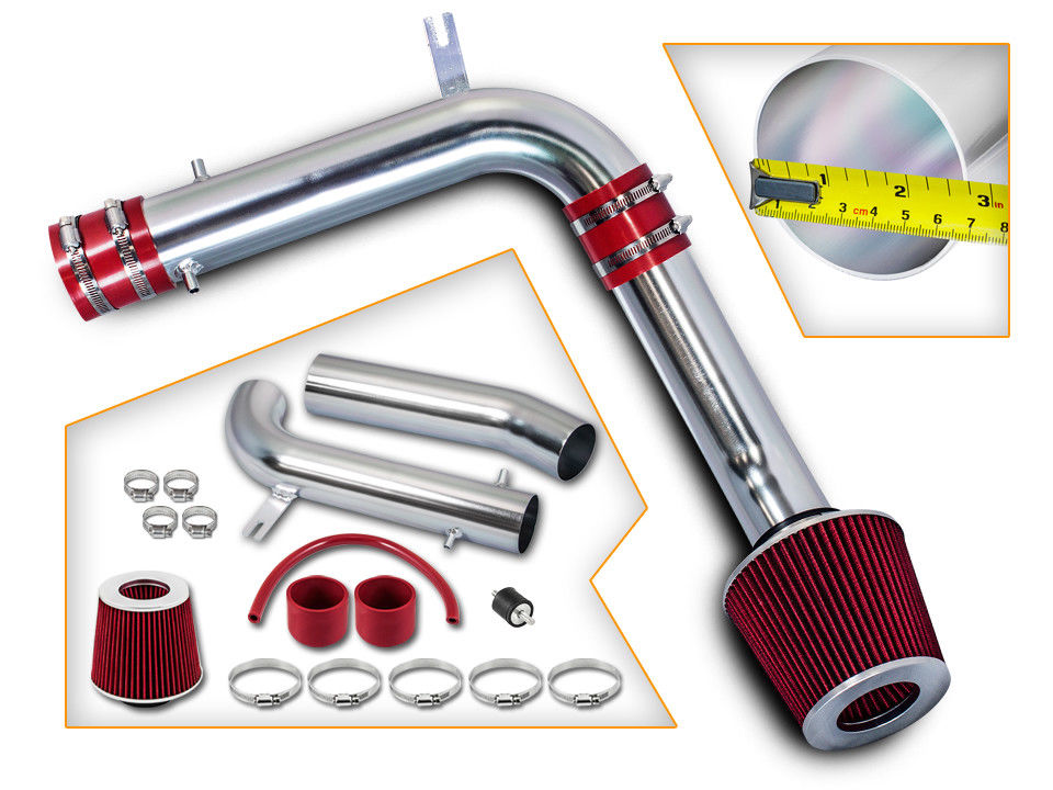 99 03 Acura Tl Cl 3 2l Performance Cold Air Intake Red
