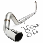 "99-03 Ford Super Duty 7.3L 4""Turbo Catback Exhaust System w/Tip"