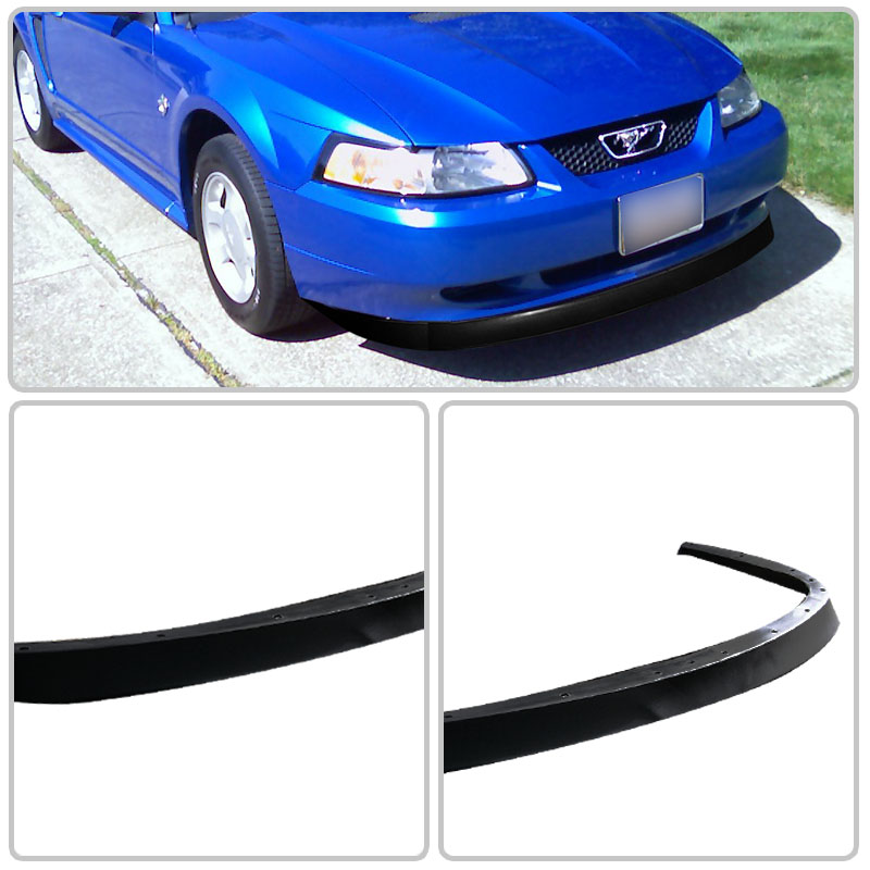1999-2004 Ford Mustang ABS Front Bumper Lip Spoiler