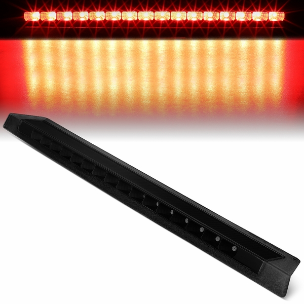 99-04 Ford Mustang LED 3rd Third Brake Light Trunk Lamp Replacement Smoked