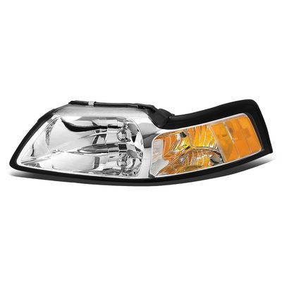 99-04 Ford Mustang Left Side OE Style Headlight Lamp Replacement FO2502177