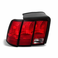 99-04 Ford Mustang OEM Style Replacement Tail Lights - Driver Side