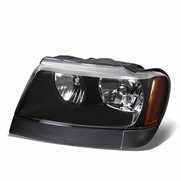 99-04 Jeep Grand Cherokee WJ Left OE Style Headlight Lamp Replacement CH2502121