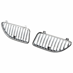 99-05 Pontiac Grand Am Vertical Grill Chrome