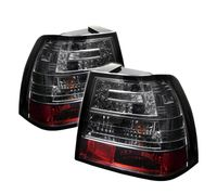 99-05 Volkswagen Jetta Euro Style LED Tail Lights - Smoked ALT-YD-VJ99-LED-SM By Spyder
