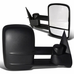 99-06 GMC Sierra Extending Towing Mirrors (Manual Adjust)
