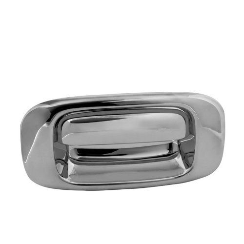 99-06 Silverado GMC Sierra Chrome Tailgate Tail Gate Door Handle Cover