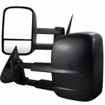 99-02 Chevy Silverado Suburban Tahoe Avalanche / GMC Sierra Yukon [Power + Heated] Tow Side Mirror