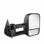 99-06 Chevy Silverado / Sierra / Suburban / Tahoe Manual Adjustable Extended Towing Side Mirror - Passenger Side