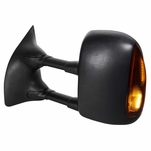 99-07 Ford F250-F550 Super Duty / Excursion Power Adjust & Heated Towing Mirror - Driver Side