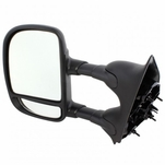99-07 Ford F250-F550 Super Duty Manual Adjust Towing Mirror - Driver Side