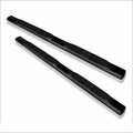 "99-18 Chevy Silverado / GMC Sierra Extended Cab 5"" Oval Side Step Bar - Black"