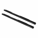 "99-16 Ford F250~F550 Super Duty [Super / Extended Cab] 4"" Oval Side Step Running Board - Black"