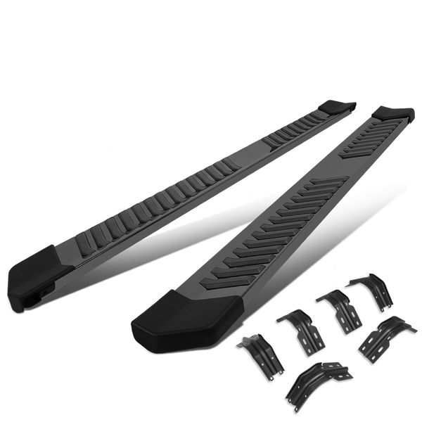99-16 Ford Super Duty Crew Cab Stainless Steel 6-inch Step Bar Running Boards