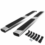 99-16 Ford Super Duty Extended 6-inch Stainless Steel Side Nerf Bar Running Board