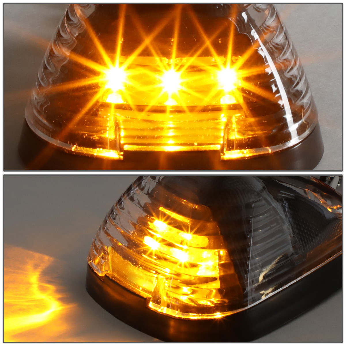 99 16 Ford Superduty 5 X Led Cab Roof Top Lights Wiring