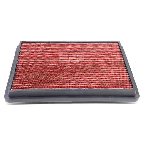99-17 Silverado / Sierra / Suburban / Yukon Reusable & Washable Replacement High Flow Drop-in Air Filter (Red)