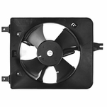 A/C Condenser Cooling Fan & Motor For 1998-2002 Honda Accord 2.3L l4 HO3113106