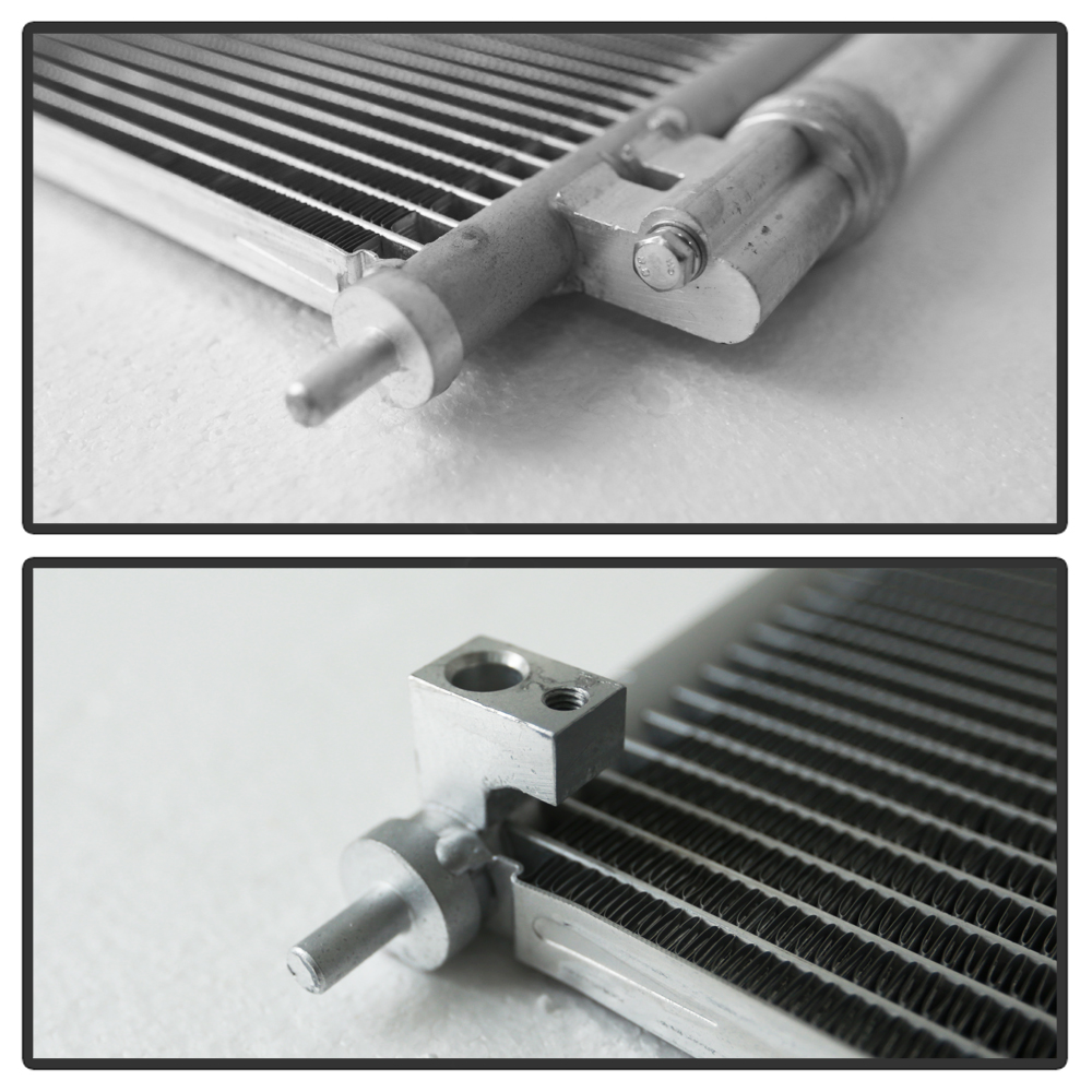 AC A/C Condenser For Acura Honda Fits ILX Hybrid Civic