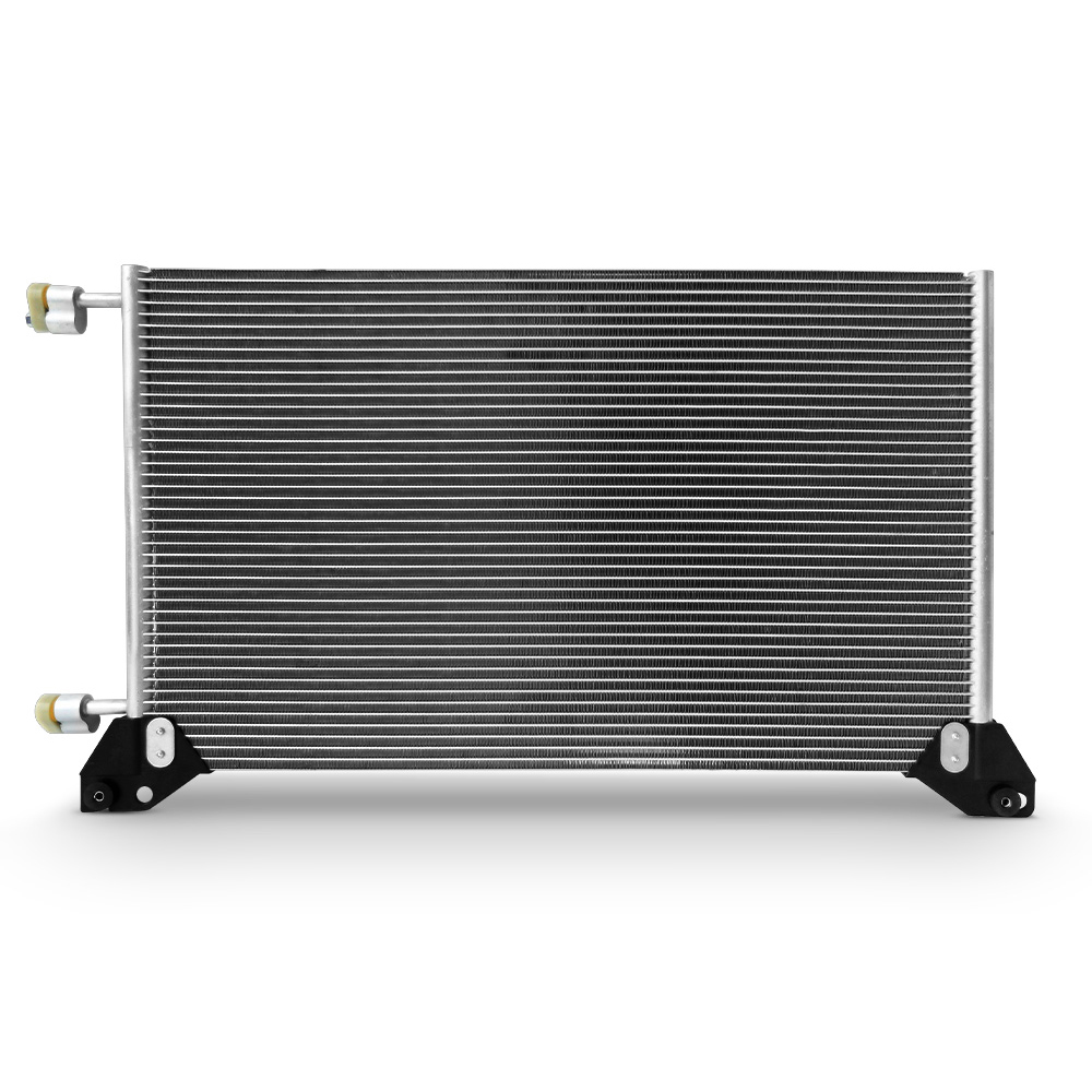 AC A/C Condenser For Cad Chevy Fits Escalade Avalanche
